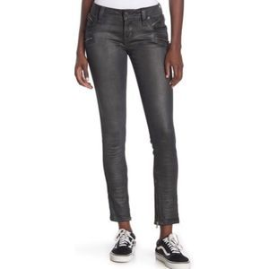 Rock Revival Camille skinny coated Moto Jeans 0002